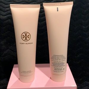 2 Brand New Tory Burch Lotion